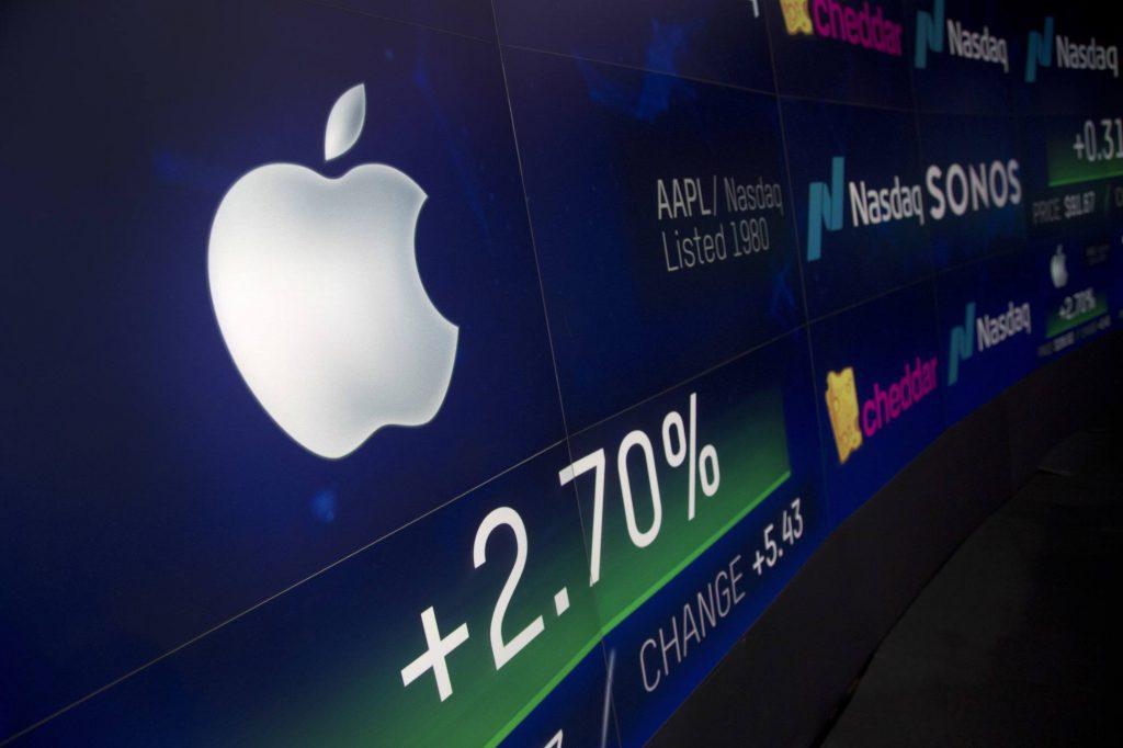 акции apple купить