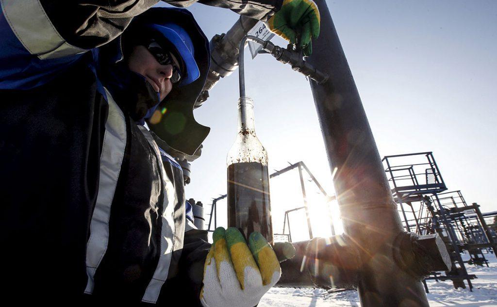 цена на нефть сегодня стоимость