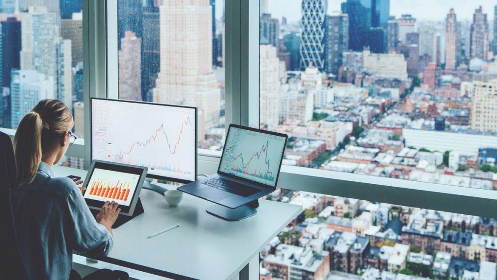 фондовый рынок сша обзор