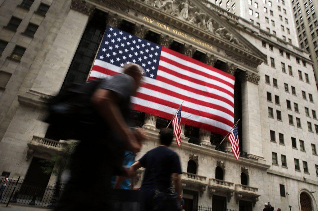 фондовый рынок сша смотреть