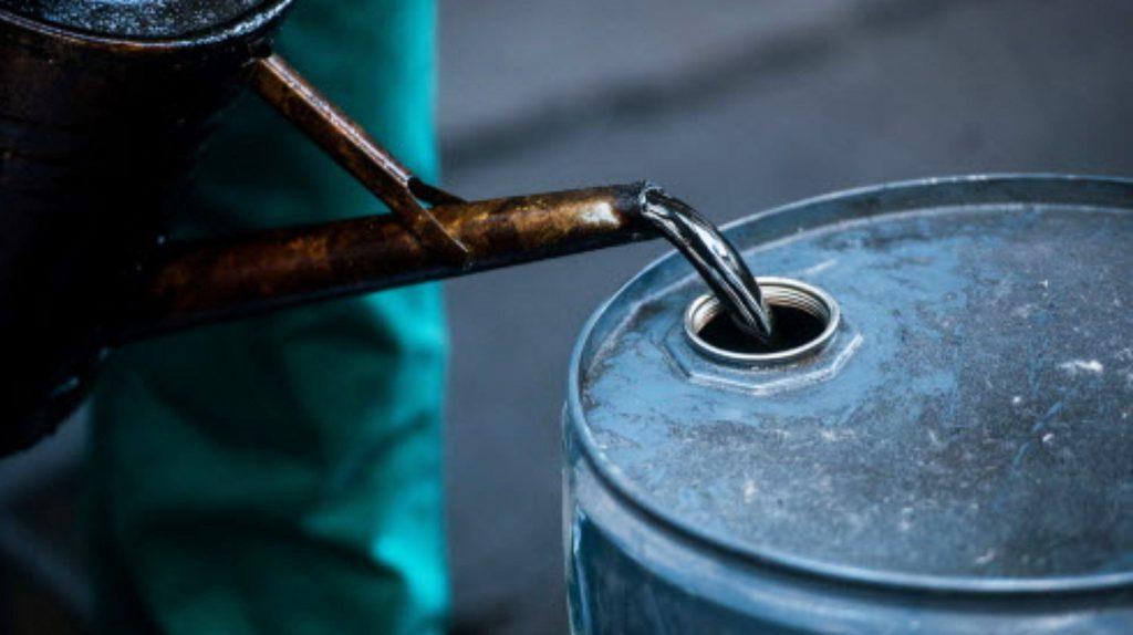 нефть брент